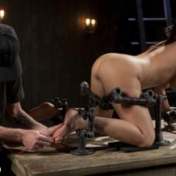 Karlee Grey in 'Kink' Big Tit Squirter Screams in Metal Bondage (Thumbnail 8)