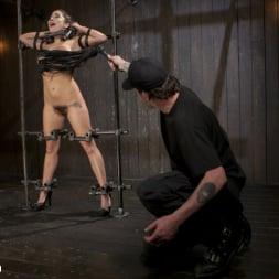 Karlee Grey in 'Kink' Big Tit Squirter Screams in Metal Bondage (Thumbnail 15)