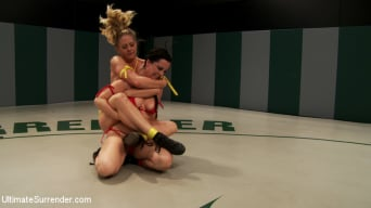 Katie Summers in 'Bonus: Serena Blair vs Katie Summers and Bryn Blayne vs Holly Heart'