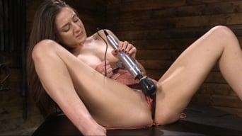 Kenzi Ryans in 'Fresh Meat: Kenzi Ryans is Machine Fucked in Bondage'
