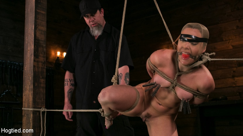 Kink 'New Pain Slut Proves her Worth to The Popes High Expectations' starring Kimber Woods (Photo 5)