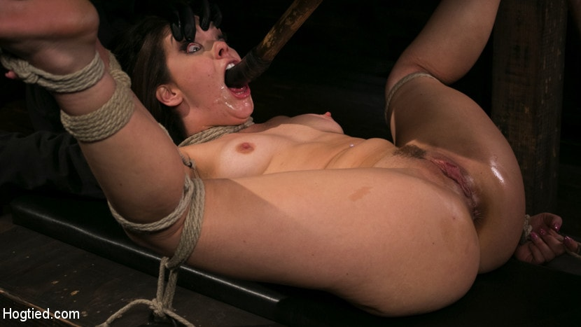 Kink 'New Pain Slut Proves her Worth to The Popes High Expectations' starring Kimber Woods (Photo 17)