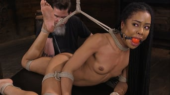 Kira Noir in 'Kira Moir: Hard Bodied Goth Slut in Extreme Bondage and Tormented'