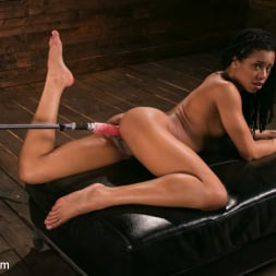 Kira Noir in 'Kink' Young and Athletic Ebony Bombshell Gets an Anal Machine-Fucking (Thumbnail 11)