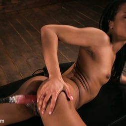Kira Noir in 'Kink' Young and Athletic Ebony Bombshell Gets an Anal Machine-Fucking (Thumbnail 13)