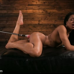 Kira Noir in 'Kink' Young and Athletic Ebony Bombshell Gets an Anal Machine-Fucking (Thumbnail 14)