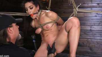 Kissa Sins - Kissa Sins is Dominated in Grueling Bondage