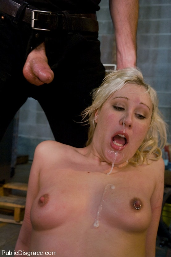Kink 'Fisted and Ass Fucked in Public!' starring Krissy Leigh (Photo 9)