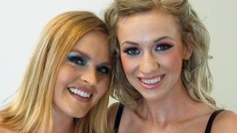 Krissy Lynn in 'Anal Sluts: Krissy Lynn and Kaylee Hilton'