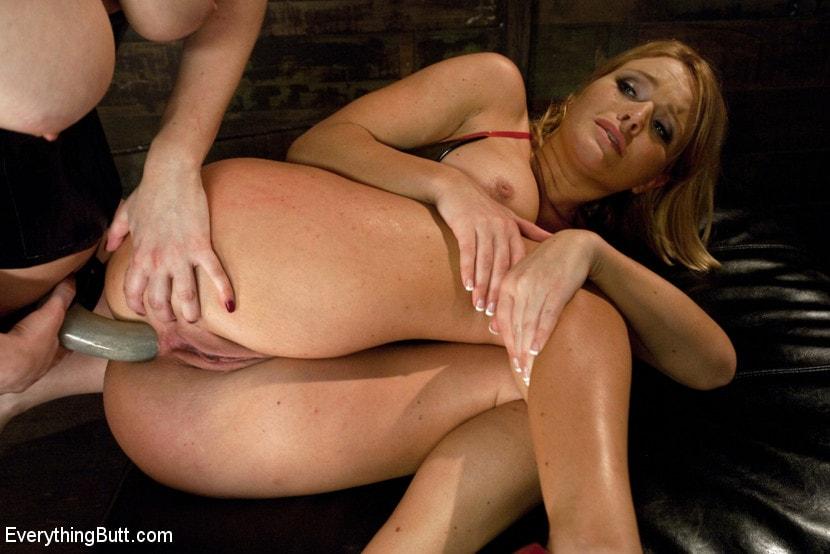 Kink 'Ass Fetish: Cherry Torn and Krissy Lynn' starring Krissy Lynn (Photo 5)