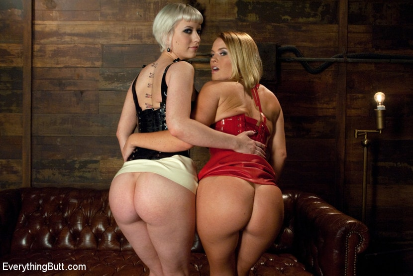 Kink 'Ass Fetish: Cherry Torn and Krissy Lynn' starring Krissy Lynn (Photo 7)