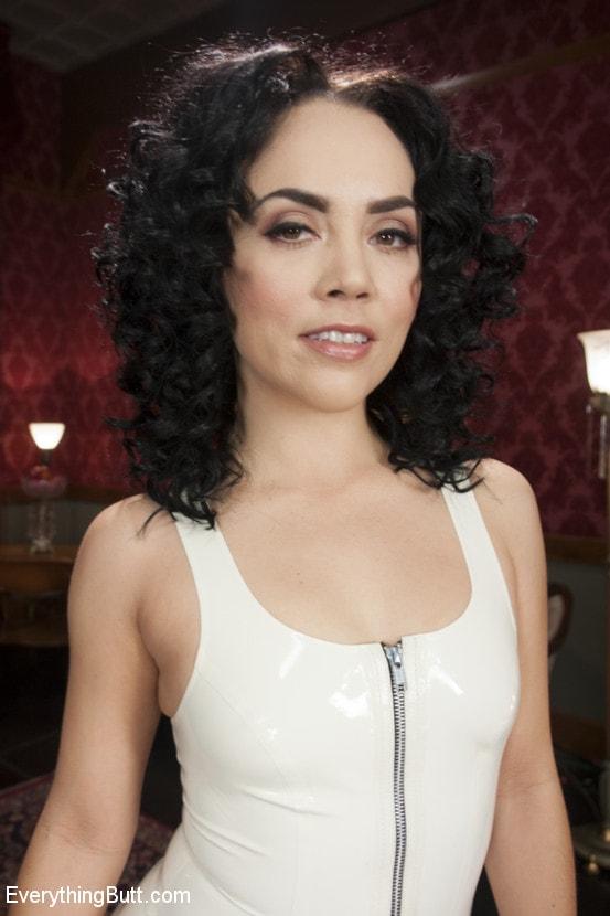 Kink 'Bad Slaves get Slutty behind their mistress's Back and get punished' starring Kristina Rose (Photo 17)