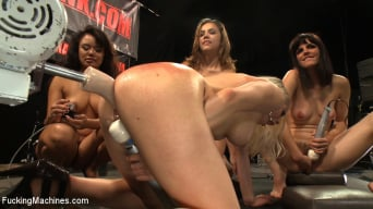 Kristina Rose in 'Hall of FuckingMachines.com Babes: Kristina Rose, Lorelei Lee, Bobbi Starr, Annie Cruz in the Finale'