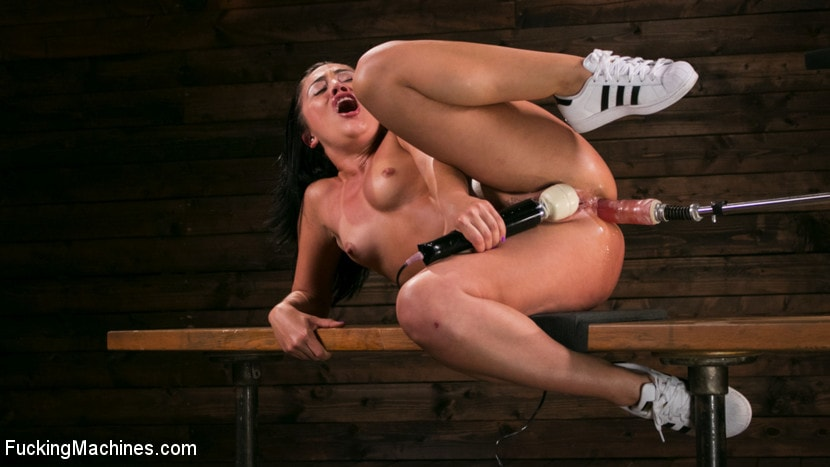 Kink 'Kristina Fucking Rose is Machine Fucked in the Ass!!' starring Kristina Rose (Photo 5)