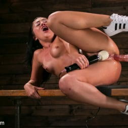 Kristina Rose in 'Kink' Kristina Fucking Rose is Machine Fucked in the Ass!! (Thumbnail 5)