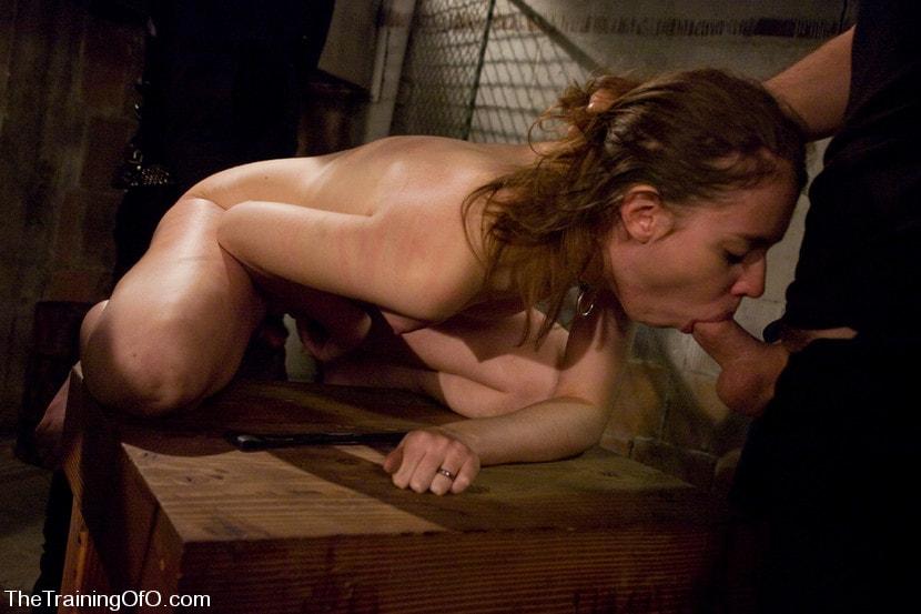Kink 'The Training of Kristine, Day One' starring Kristine (Photo 6)
