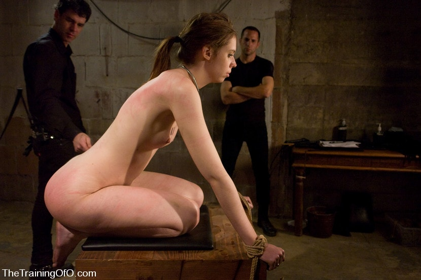 Kink 'The Training of Kristine, Day One' starring Kristine (Photo 18)
