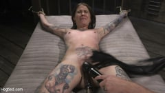 Krysta Kaos - Alt Dream Girl Krysta Kaos Abused and Fucked in Extreme Rope Bondage!! (Thumb 17)