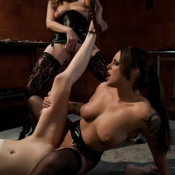 Krystal Main in 'Kink' 1 Blonde, 1 Brunette, 1 Redhead equals Hot Lesbian Punishment and Sex! (Thumbnail 12)