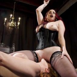 Lauren Phillips in 'Kink' Bella Rossi Breaks in Redhead Lesbian Anal Slave (Thumbnail 1)