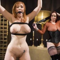 Lauren Phillips in 'Kink' Bella Rossi Breaks in Redhead Lesbian Anal Slave (Thumbnail 5)