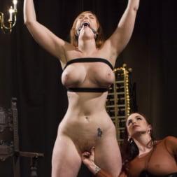 Lauren Phillips in 'Kink' Bella Rossi Breaks in Redhead Lesbian Anal Slave (Thumbnail 8)
