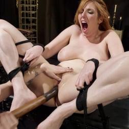 Lauren Phillips in 'Kink' Bella Rossi Breaks in Redhead Lesbian Anal Slave (Thumbnail 15)