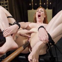 Lauren Phillips in 'Kink' Bella Rossi Breaks in Redhead Lesbian Anal Slave (Thumbnail 16)