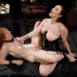 Lauren Phillips in 'Kink' Bella Rossi Breaks in Redhead Lesbian Anal Slave (Thumbnail 19)