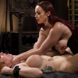 Lauren Phillips in 'Kink' Bella Rossi Breaks in Redhead Lesbian Anal Slave (Thumbnail 22)