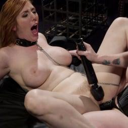 Lauren Phillips in 'Kink' Bella Rossi Breaks in Redhead Lesbian Anal Slave (Thumbnail 23)