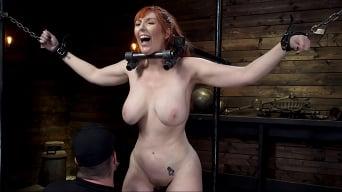 Lauren Phillips in 'Suffers In Bondage'