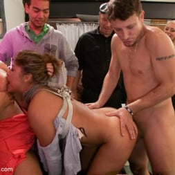 Laurie Vargas in 'Kink' Beauty Salon fuck-fest with Laurie Vargas as a willing whore fuck-toy (Thumbnail 12)