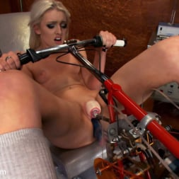 Layden Sin in 'Kink' 18yr old fresh new girl spreads for the machines in the science lab (Thumbnail 13)