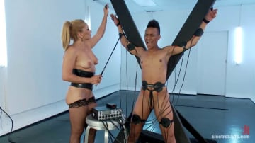 Lea Lexis - A Heavy Electric Finale for Nikki Darling