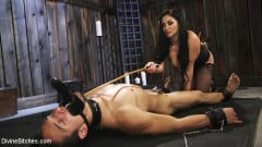 Lea Lexis - Fresh Meat: Lea Lexis takes new sub for a test drive! (Thumb 02)
