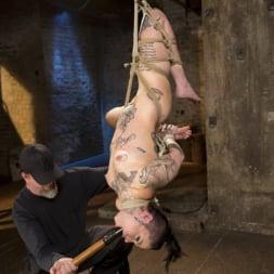 Leigh Raven in 'Kink' Tattooed Pain Slut Endures Brutal Bondage with Agonizing Torment (Thumbnail 4)