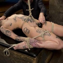 Leigh Raven in 'Kink' Tattooed Pain Slut Endures Brutal Bondage with Agonizing Torment (Thumbnail 10)