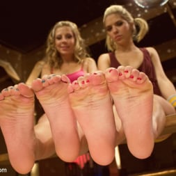 Lia Lor in 'Kink' Dirty Socks and Roller Skates featuring Chastity Lynn and Lia Lor (Thumbnail 3)
