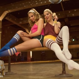 Lia Lor in 'Kink' Dirty Socks and Roller Skates featuring Chastity Lynn and Lia Lor (Thumbnail 6)