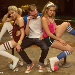 Lia Lor in 'Kink' Dirty Socks and Roller Skates featuring Chastity Lynn and Lia Lor (Thumbnail 7)