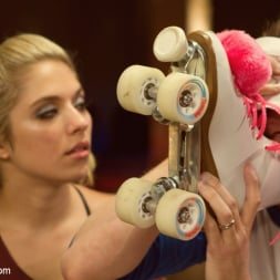 Lia Lor in 'Kink' Dirty Socks and Roller Skates featuring Chastity Lynn and Lia Lor (Thumbnail 8)