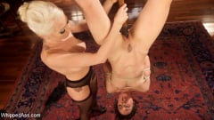 Lilith Luxe - Lesbian Professor Seduces and Dominates Hot Co-Ed! (Thumb 11)