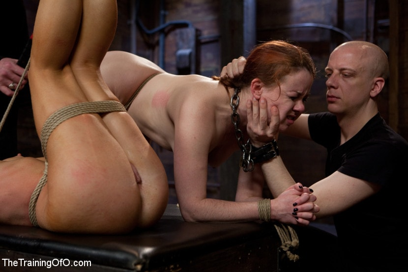 Kink 'Day 4 - kitten and taters Sexual Training for the Trainees' starring Lilla Katt (Photo 6)