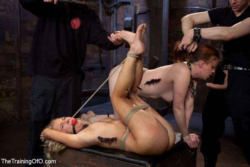 Kink 'Day 4 - kitten and taters Sexual Training for the Trainees' starring Lilla Katt (Photo 13)