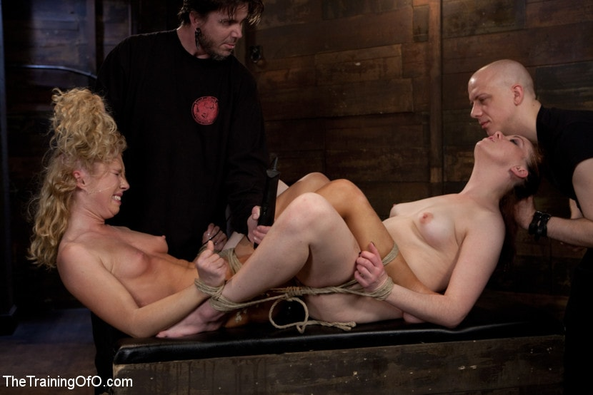 Kink 'Day 4 - kitten and taters Sexual Training for the Trainees' starring Lilla Katt (Photo 16)