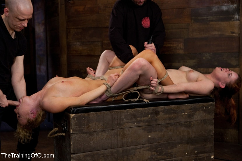 Kink 'Day 4 - kitten and taters Sexual Training for the Trainees' starring Lilla Katt (Photo 17)