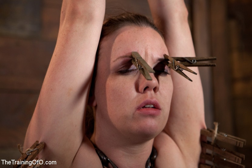 Kink 'Day 5 kitten and taters Heavy Impact and Incredible Orgasms' starring Lilla Katt (Photo 3)