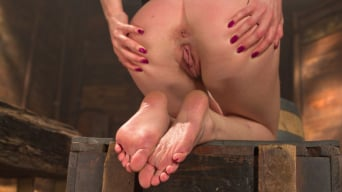 Lily LaBeau in 'Cowgirl Boots, Knee Socks and Sweaty Toes'
