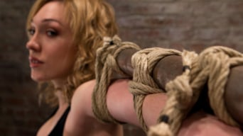 Lily LaBeau in 'Former runway and fashion model is back and helpless Powerful orgasms are ripped from her sexy pussy.'